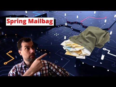 Mailbag #5 - XT Parts, Floppies, Hot Sauce, PLAnkton, Tools, Power and Cycle 25!