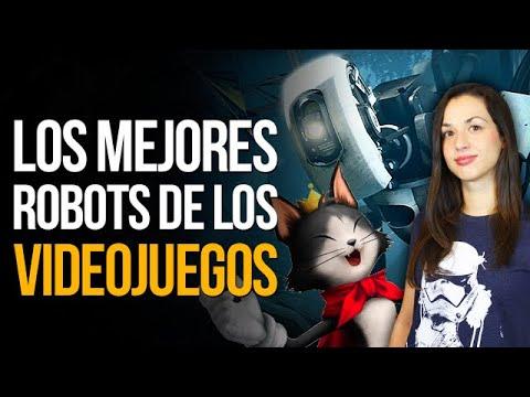 connectYoutube - Top: Los Mejores Robots de los videojuegos