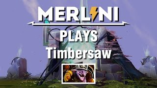 [Merlini's Catalog] Timbersaw on 24.11.2014 - Game 5/6