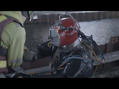 Brobyggarna S01E09 – I vattenlinjen
