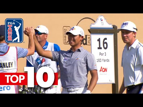 All-time shots from the Valero Texas Open