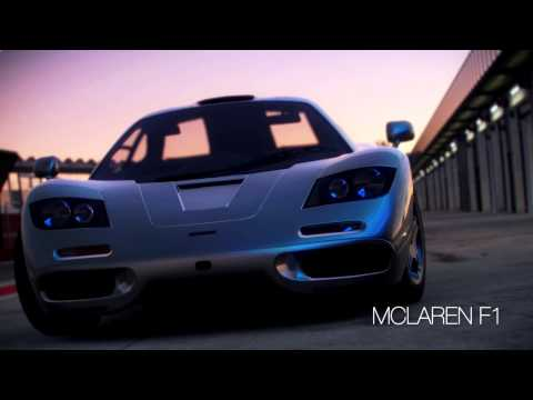 PROJECT CARS  LIMITED EDITION TRAILER