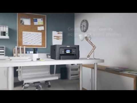Introducing the WorkForce Pro WF-3720DWF Business Inkjet Printer