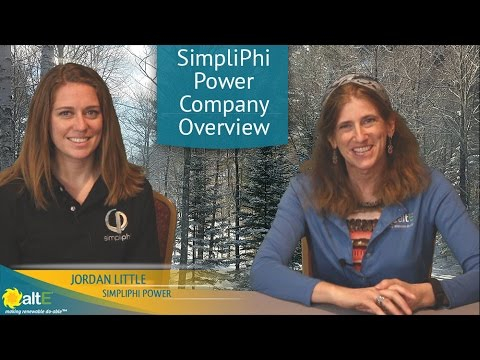 We sit down with Jordan Little from SimpliPhi Power to discuss the history of their company and the lithium ferrous batteries they offer.