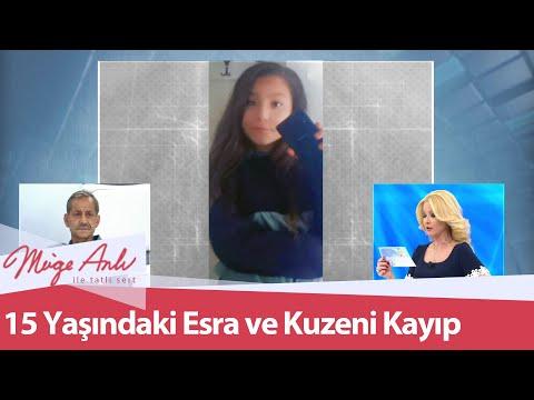 15 yaşındaki Esra ve kuzeni kayıp! - Müge Anlı ile Tatlı Sert 17 Haziran 2021
