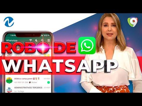 Robo de WhatsApp | Nuria