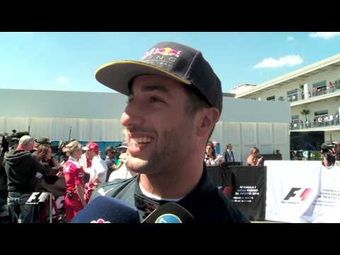 Drivers Report Back After Qualifying | Mexico Grand Prix 2016