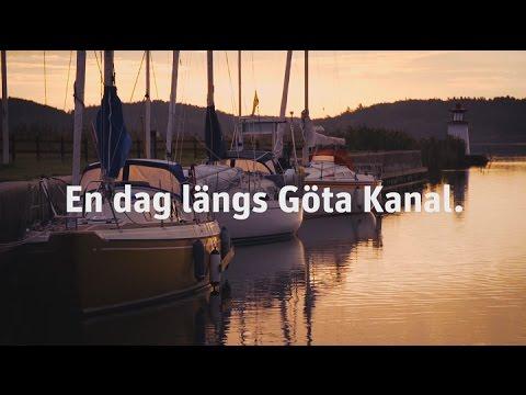 En dag längs Göta kanal