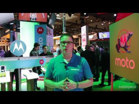Motorola Moto G5 & G5 Plus - Mobile World Congress 2017 (NL)