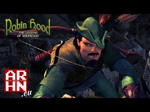 Robin Hood: Legenda Sherwood -- Retro