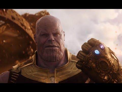 'Avengers: Infinity War' Official Trailer (2018) | Scarlett Johansson, Robert Downey Jr.