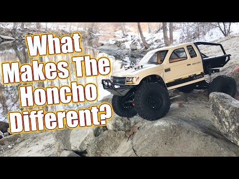 The Honcho Returns! Better & Budget Friendly - Axial SCX10 II Trail Honcho Review | RC Driver