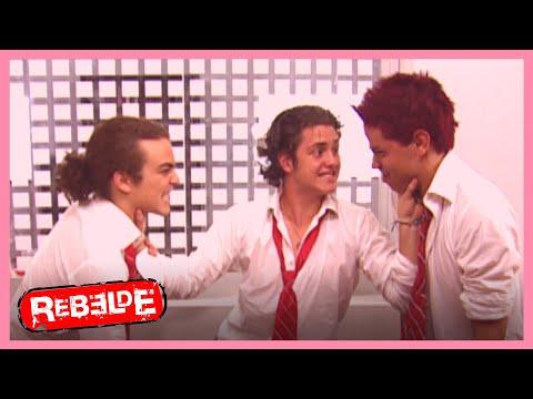 Rebelde: Giovanni utiliza a Tomás para ocultar su infidelidad | Resumen C413-C414-C415 | Tlnovelas