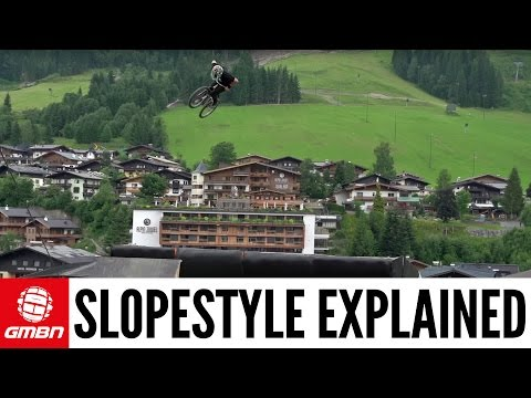 Slope Style Explained | Mountain Bike Disciplines