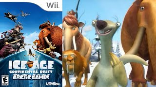 Ice Age: Continental Drift – Arctic Games [14] Wii Longplay