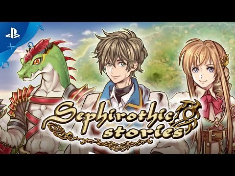 Sephirothic Stories - Official Trailer | PS4