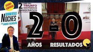 DOS AÑOS, CERO RESULTADOS | #QUINIENTASNOCHES