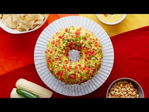 Vegan Jalapeño Cornbread Ring ?Tasty