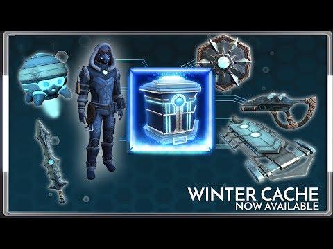 Winter Cache NOW AVAILABLE | Secret World Legends