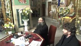 Pr. Nicolae Tanase, la Biserica Serban Voda - Tinerețe și curaj, mărturisire și libertate în lumea contemporană!