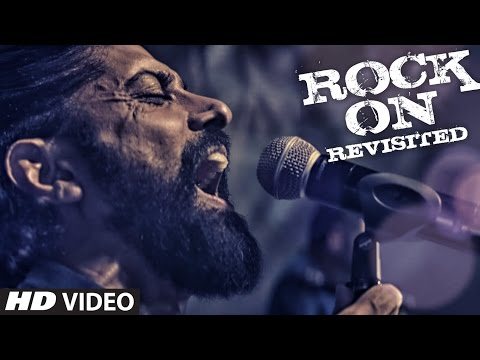 Rock On Revisited Lyrics - Rock On 2 | Farhan Akhtar, Shraddha Kapoor