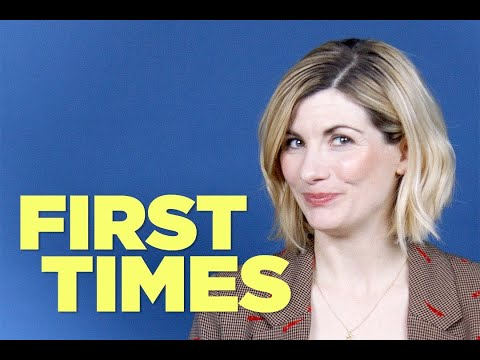 Jodie Whittaker Tells Us About Her First Times