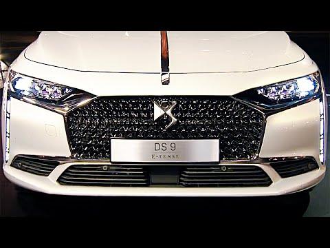DS9 (2021) French Luxury Sedan ? FIRST LOOK (Geneva Car Show 2020)