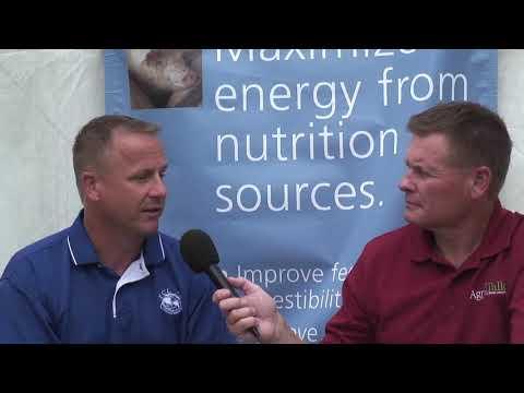 Animal health nutrition at World Pork Expo