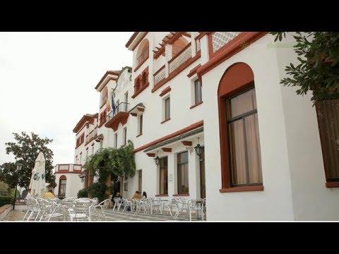 Antiguo Balneario y Gran Hotel Spa Marmolejo. Jaén