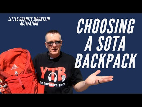 How to Choose Your SOTA Pack