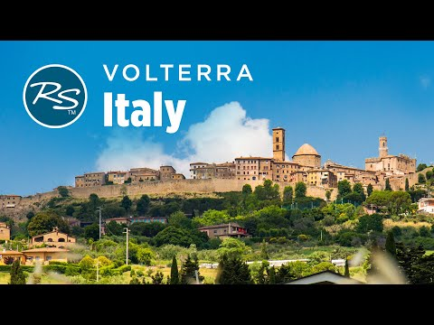 Volterra, Italy: Alabaster and Wine - Rick Steves' Europe Travel Guide - Travel Bite