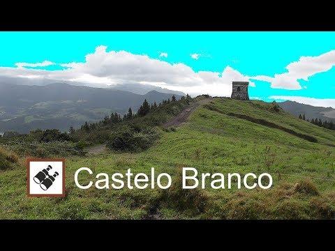 AZORES: Castelo Branco viewpoint – São Miguel Island