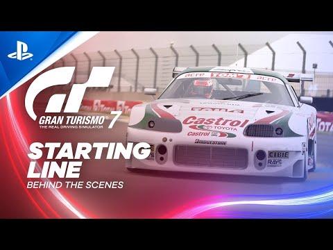 Gran Turismo 7 - The Starting Line (Behind The Scenes)   PS5, PS4, deutsche Untertitel