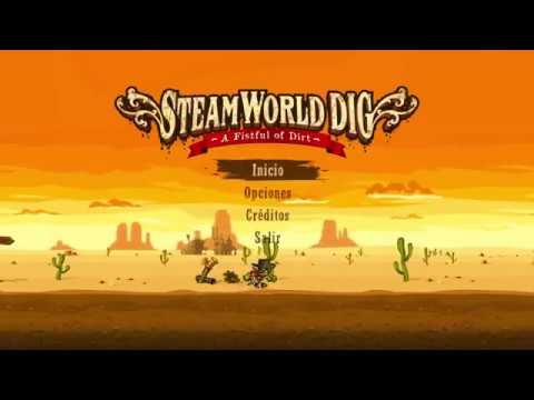 STEAMWORLD DIG (Intro+Tutorial) by Image & Form