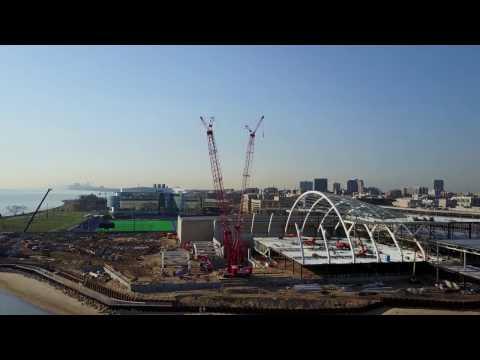 Northwestern University Ryan Field House & Walter Athletics Center Project Update