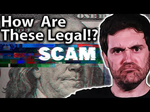 The WORST Legal SCAMS Out There! Don't Fall For It!! 😱