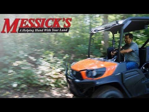 Neil's Kubota SideKick Customization and Review Picture