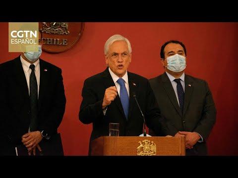 El presidente Piñera despliega las tropas en medio del conflicto contra los indígenas Mapuche