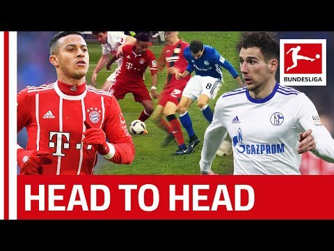 Thiago vs Goretzka - Midfield Maestros Head-to-Head