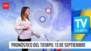 Pronóstico del tiempo: Domingo 13 de septiembre | TV Tiempo