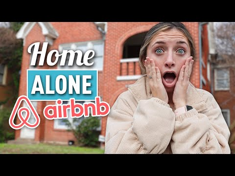 We Stayed in the HOME ALONE House!   Behind the Braids Ep. 135