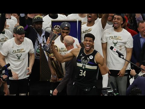 Marc Lasry Reflects on Milwaukee Bucks NBA Championship Win