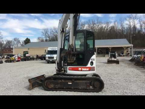 For Sale: Used Bobcat 435