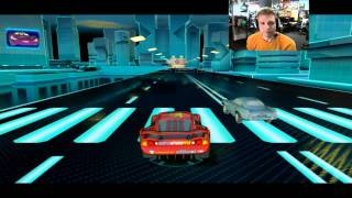 Cars 2 - Walkthrough - Tutorial Pt. 1