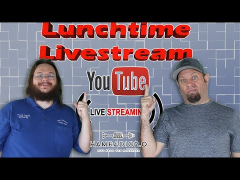 Lunchtime Livestream!  Sept 22