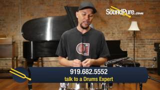 Ludwig 6 5x14 Supraphonic LM402 Snare Drum
