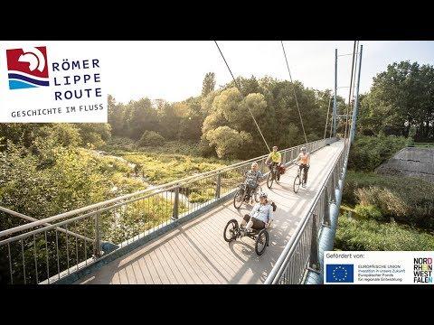 Römer-Lippe-Route - Der Radfernweg für Alle!