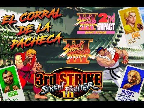 Especial Street Fighter 30 Aniversario (5 de 5) El Corral de la Pacheca [AVOP]