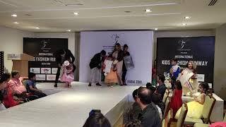 Winner (Most Photogenic) Kids Fashion Runway Dubai 2019