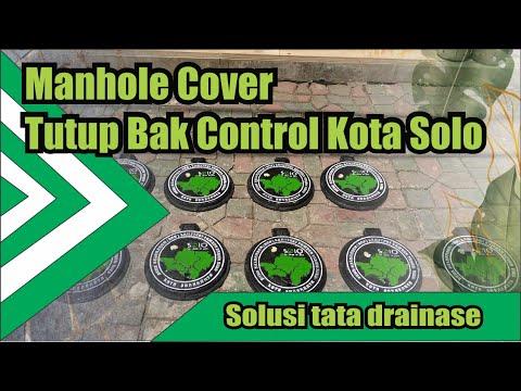 Manhole Cover | Memperindah Tata Kelola Kota